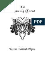 Ironwing Tarot Book by Lorenda B. Moore