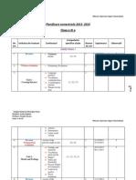 11 planificare calendaristica
