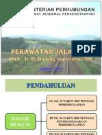 Perawatan Jalan Rel (April-2012)