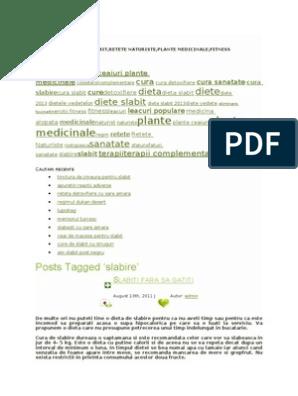 dieta slabit pdf