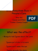 Why Mosquitoes Buzz in People's Ears.ppt