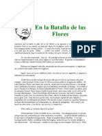 Dario - En la batalla de Las Flores