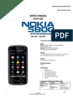 Nokia 5800xm Rm-356 Rm-428 Service Manual-12 v1