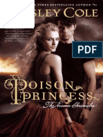 Poison Princess by Kresley Cole Excerpt