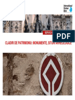 Ro Scanare Laser 3d Monumente Patrimoniu