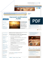 Psychcentral Com Blog Archives 2013-09-03 Depressed 14 Affirmations to Help