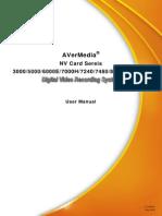 NVseries Manual en v7.7SP3
