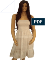 Vestido Playero Largo
