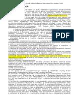 EVALUARE CLINICĂ DIVOTȚ