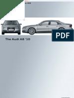 SSP456 Audi A8 2010