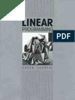 Linear Programming ChVatAl