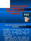 Proyecto Educativos