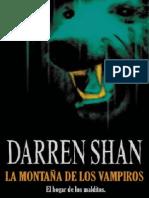 Darren Shan-4- La montaña de los extraños.
