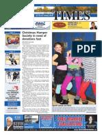 November 22, 2013 Strathmore Times