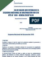 1 Lambayeque - Nuevo Esquema de Vacunación - DGDefinciones operativas 20 8 2013