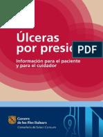 Ulceras Por Presion Guia de Cuidados Para Pacientes y.cuidadores