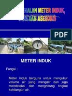 Pengenalan Meter Induk Pipa Dan Asesoris