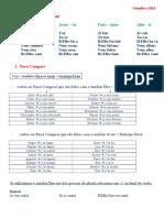 Resumo teste Francês Outubro 2013