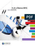 Panorama de la Salud/ Health at a Glance 2013