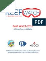 Bermuda Reef Watch 2013 - Murdoch - Master