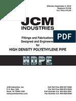 HDPE High Density Polyethylene Manual 9 2010 SFS