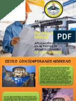 06-Actividad de Teoria a Mi Proyecto (Tendecia Moderna y Antigua)