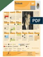 Calendario Escolar 2012 2013 SEP !!