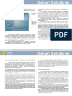 Brochure Dekart Encryption, Authentication, Smart Card Management Solutions