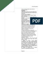 Questionário Unidade I - Comunicação e Expressão