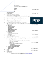 2006 Bondo District Paper 1 Answers
