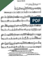 (Guitar Tab) Tico-Tico - Oscar Peterson