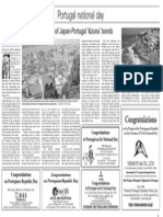 Japan Times -Portugal National Day