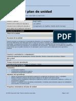 plantilla plan unidad proyecto
