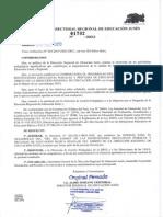DIRECTIVA N° 024-2013-DREJ-DGP - DÍA DEL LOGRO