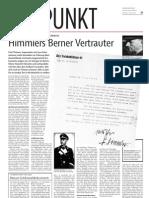 Himmlers Schweizer Freund