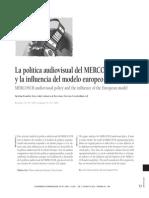 Mercosur - Ue - Cuadernos de La Informacion