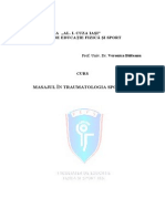 CURS_Masajul in Traumatologia Sportiva 2013 Pw