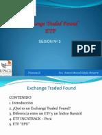 ETF - Sesión N° 3