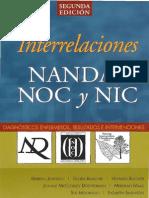 Interrelaciones NANDA, NIC, NOC