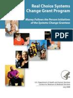 Money Follows Person HDS Final Report 2006MFPFinalReport-1