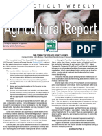 CT Agricultural Report