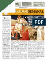 Observador Semanal del 21/11/2013