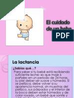 El Cuidado de Un Bebe