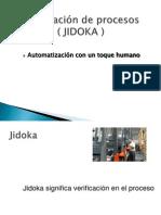 Verificacion de Procesos Jidoka