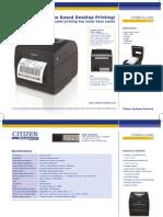 CL-S300 Datasheet