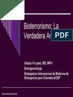 Bioterrorism o 1