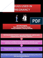 Drugs Used in Pregnancy
