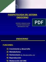 Fisiopatología del Sistema Endocrino_eje tiroides diabetes suprarenal 2013