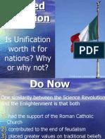 Lesson 37 Italian Unification Part 2