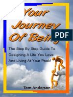 Your Journey of Being - FREE preview of the first 1/3 of the book